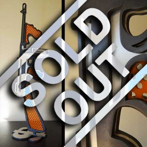 Artiste_Francais_Nicois_Capone_Tool_III_sold-out_johnkriss_sculptor_art