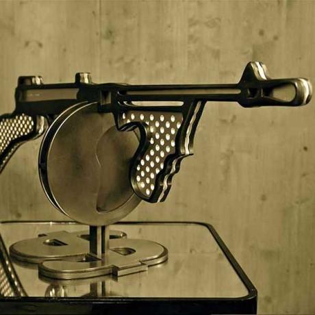 Artiste_Francais_Nicois_Capone_Tool_II_1_johnkriss_sculptor_art