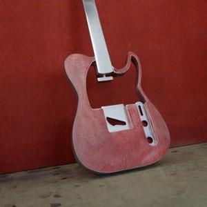 Telecaster guitare sculpture