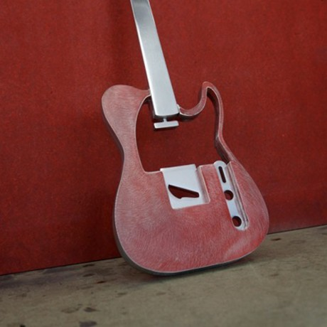 Telecaster guitare sculpture